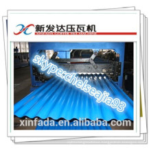 aluminum sheet forming machine/corrugated roofing sheets machine