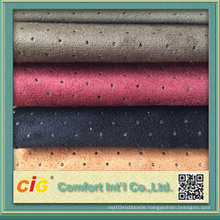 Suede Bonding Fabric for Sofa Car
