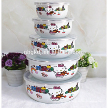 enamel mixing bowl of best price and quality & custom bowl
