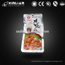 Hojas de aluminio antiestáticas de alta temperatura que cocinan las bolsas