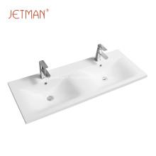 Lavabo en porcelaine lavabo en céramique lavabo double vasque