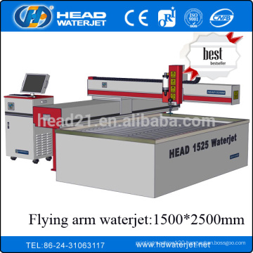 1500*2500mm cnc cantilever type stone cutting machine