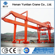 RMG gantry crane /Track-type Container gantry crane in port or terminal