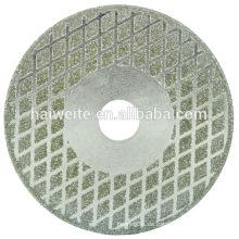 Galvanische Diamant-Schneid- und Schleifklinge für Marmor / Diamantsägeblatt