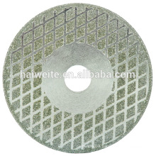 Electroplated Diamond cutting& grinding blade for marble/Diamond saw blade