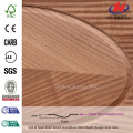 Bubingga Veneer HDF Door  Sheet