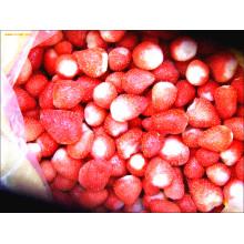 Frozen Delicious IQF Red Fresh Strawberry