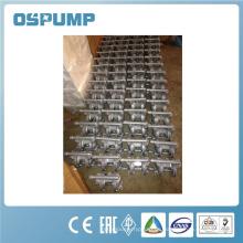Membranpumpe (technischer Kunststoff / Teflon / luftbetrieben)