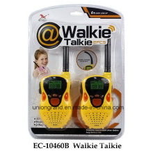 Mini juguetes de plástico Walkie Talkie