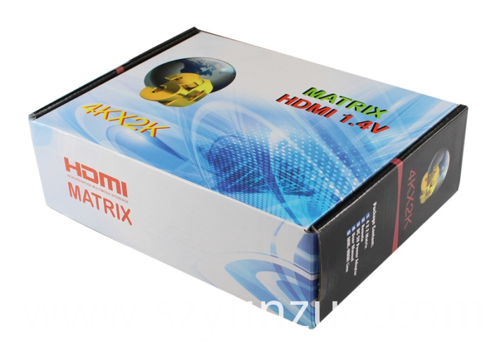 4k Matrix Hdmi Switch