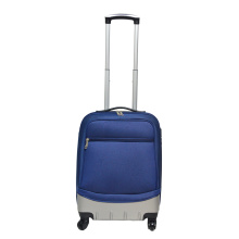 ABS&EVA Cabin Size  Moulded Trolley Luggage