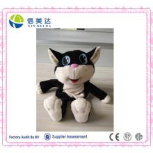 Lustige Kinder Spielzeug Plüsch Katze Marionetten Spielzeug