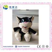 Смешные дети игрушки плюшевые игрушки куклы кошки