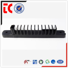 Customized products with high quality / 2015 Hot sales Black e-coating mechanical heat sink