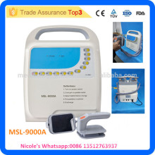 MSL-9000A-i Portable Automated External Defibrillator/First Aid Defibrillator/Emergency Defibrillator