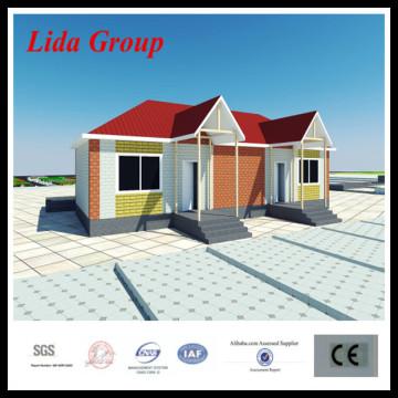 128 M2 Casa Modular de Luxo