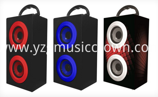 Speaker color option