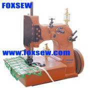 Máquina del ribete de 3 hilos para la red y fabricación de mallas