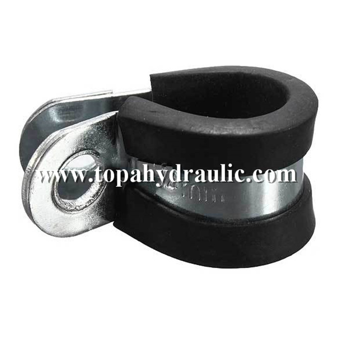 Telescopic tension high pressure stainless steel clamp