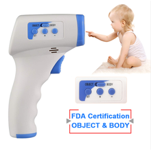 Electronic Infared non-contact body thermometer for Instant Fever Checking