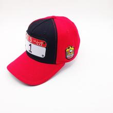 Metal Badge Custom Wholesale Racing Cap (ACEW121)
