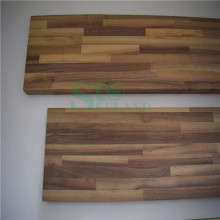 High Quality Black Walnut Solid Board Used on Floor