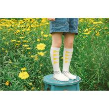 Calcetines de algodón de chica