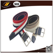 High Quality Double Side Used Child Cotton Braided Belts
