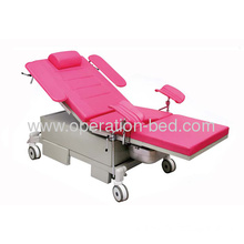 Medical Apparatus Obstetric Electric Delivery Bed