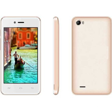Android 4.4., Quad-Core Slim, GSM 2band + Téléphone intelligent WCDMA 2100