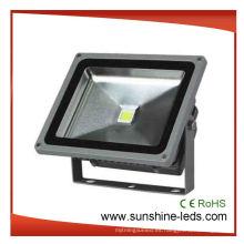 Luz de inundación al aire libre impermeable del alto lumen 50W IP65 (CE RoHS)