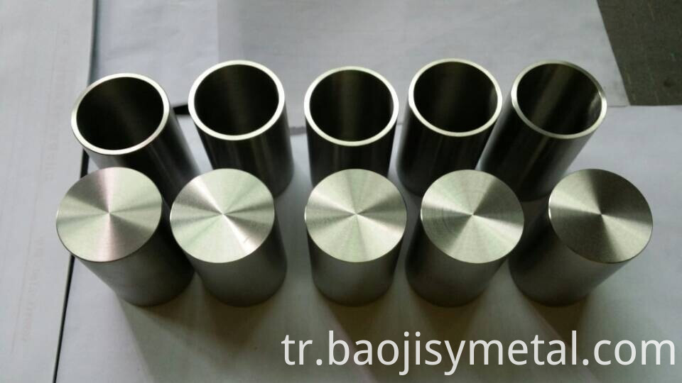 Titanium Crucible Price