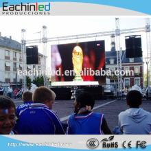 Prix extérieur d'écran de l'étape LED d'affichage d'écran de Shenzhen LED P4 P5 P6 pour le concert