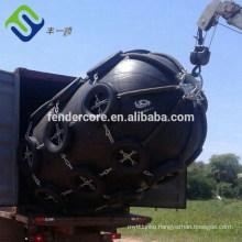 L:1-12m Pneumatic rubber fender