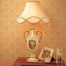 American marble table lamp for home, indoor desk lamp 2189