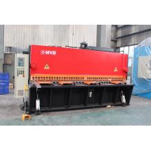 China Manufactory 12 * 6000 cizalla hidráulica