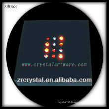 Plastic LED Light Base for Crystal Block