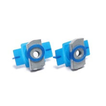 Carbon Steel Plastic Wing Channel Nut