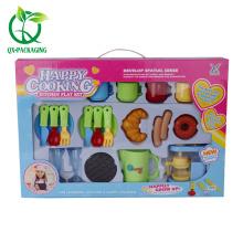 Eco-friendly rigid gift custom toy packaging