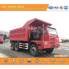 SINOTRUK 371hp mine heavy duty dump truck