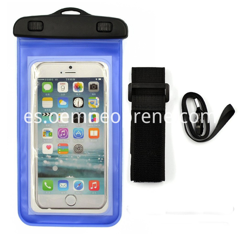 PVC Waterproof Cases