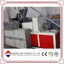 Máquina extrusora de placas de techo WPC