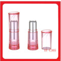 Red Color Lipstick Plastic Tube