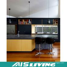 Armário quente da cozinha da melamina da mobília da venda (AIS-K404)