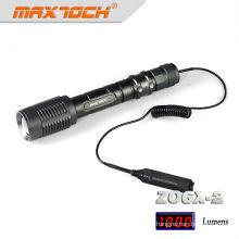 Maxtoch ZO6X-2 LED Cree 18650 recargable Zoom lente linterna