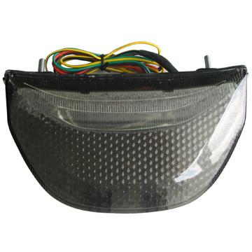 Feu arrière intégré LED pour Cbr1000rr (HRY112 - 11P)