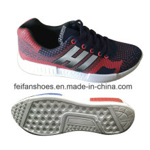 2016 Latest Cheap Men′s Injection Breathable Flyknit Casual Running Shoes