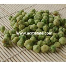 Knackig Wasabi Geschmack grün Überzogene Erdnuss