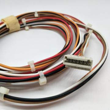 H07Z-U cable assembly with terminal block connectors