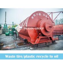 Transformar resíduos em máquinas recicladoras de pneus para óleo diesel